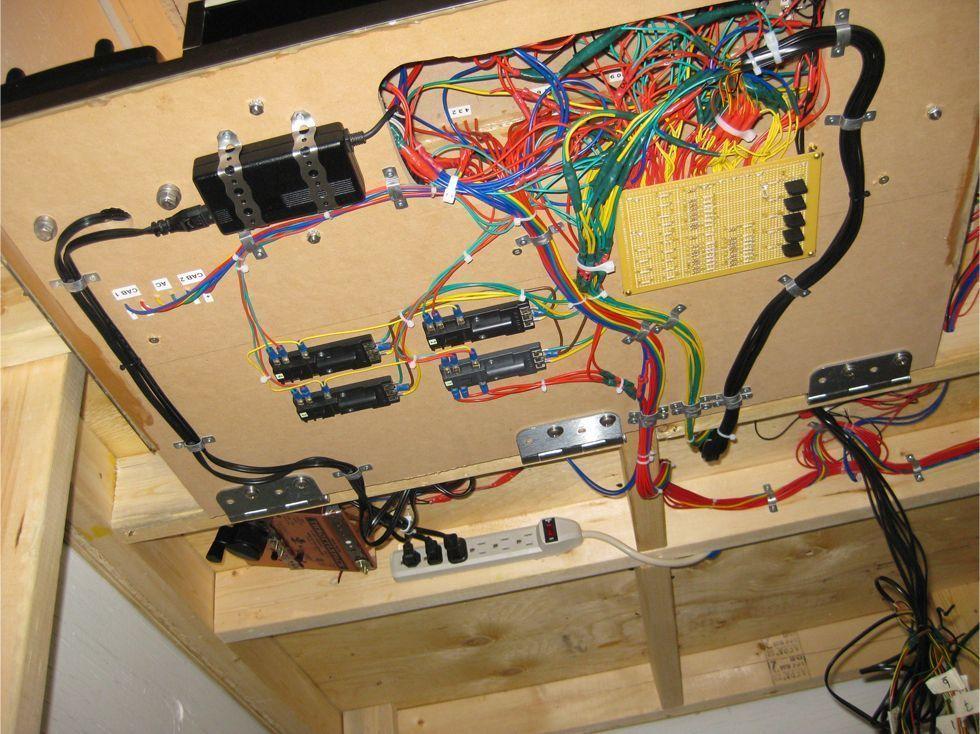 model train wiring model train tips and layouts pinterest rh pinterest com model railway wiring on foam board model railroad wiring tips