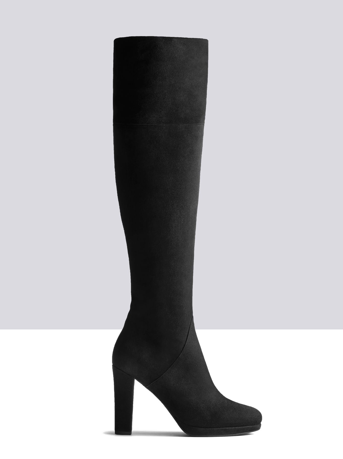 6d954676eb9 dressy-black-stretch-over the knee High boots