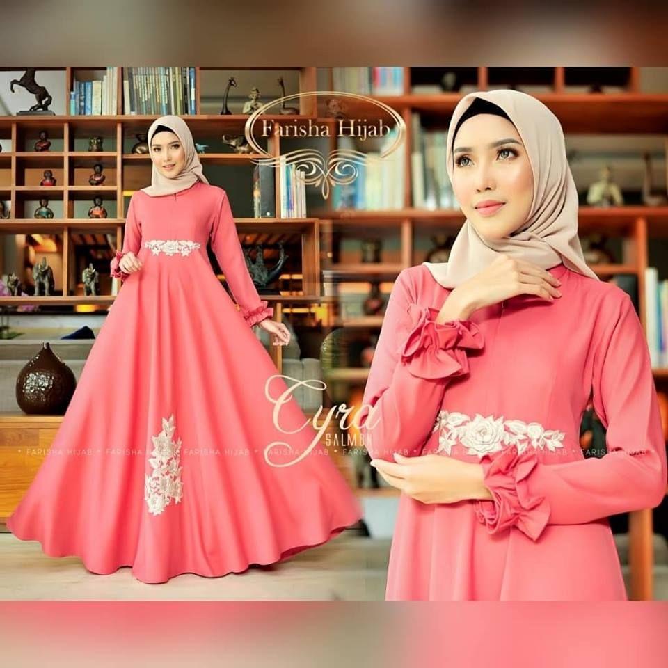 Cyra by Farisha Hijab  Model pakaian, Hijab, Warna