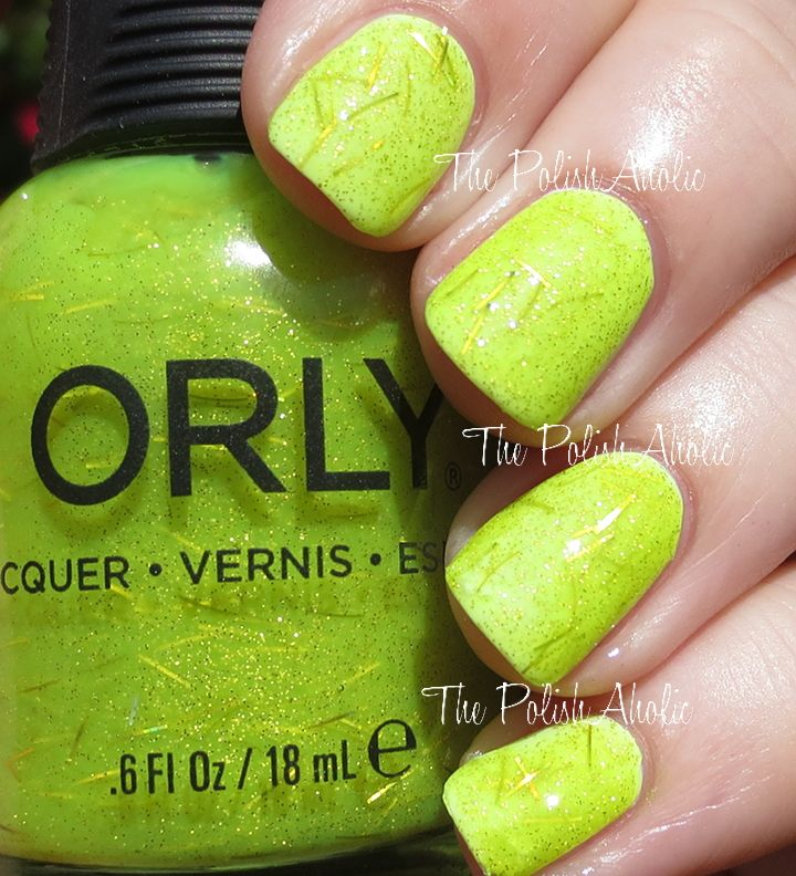 The PolishAholic: Orly Summer 2014 Baked Collection Swatches ...