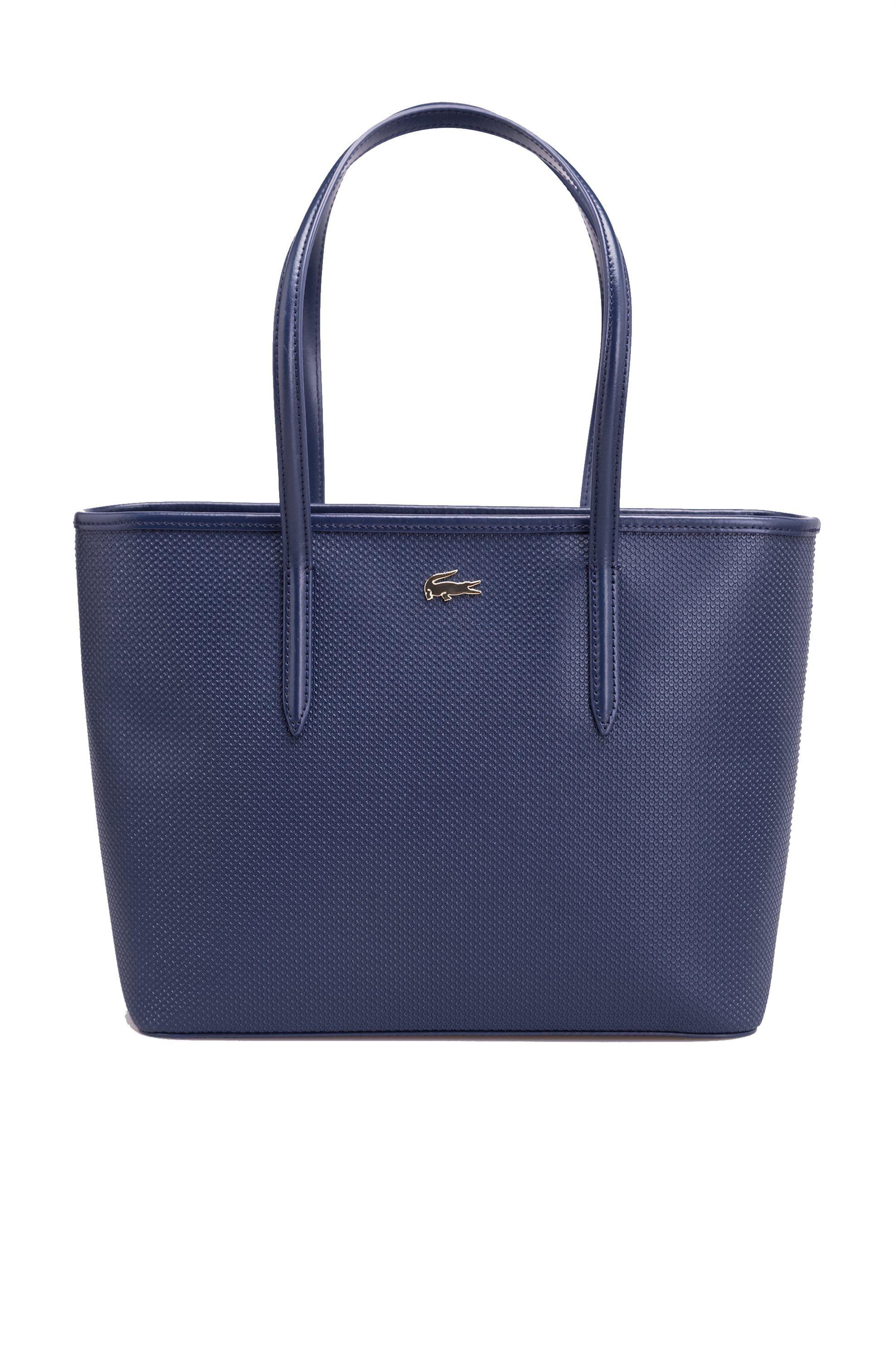 Γυναικεία τσάντα Lacoste - NF2116CE - Μπλε Σκούρο - Dress.gr ... 66ed46a3382