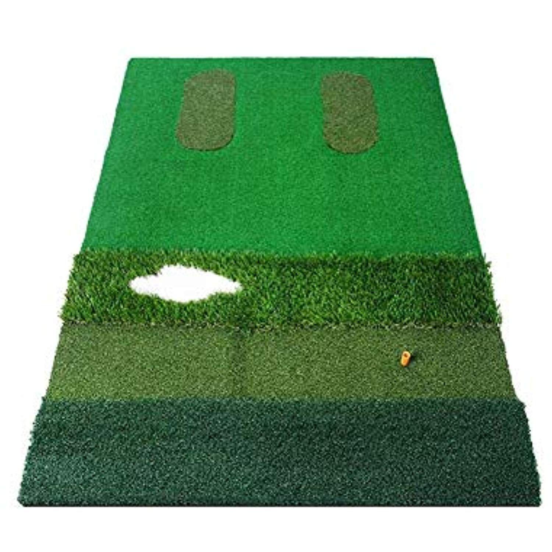 YANG Golf Hitting Mat, Golf Swing Mat, Portable Golf