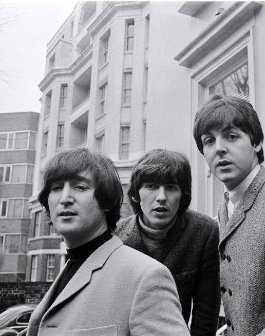 John, George and Paul