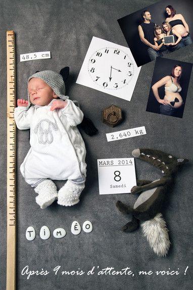 faire part naissance personalisable toulouse fp naissance pinterest baby photos baby et. Black Bedroom Furniture Sets. Home Design Ideas