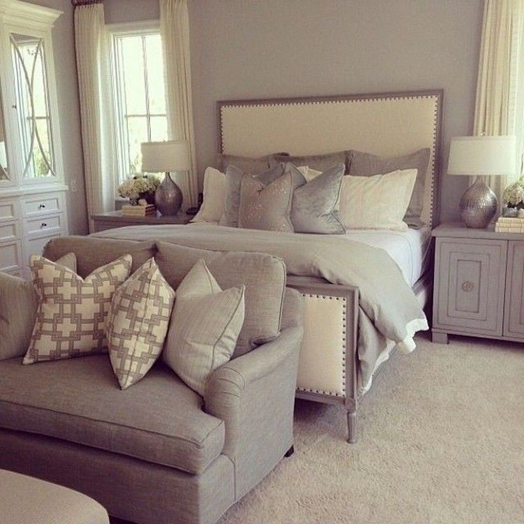 Bedroom Ideas For Normal Houses 36 unbilievable master bedroom ideas you should try #bedroomdecor