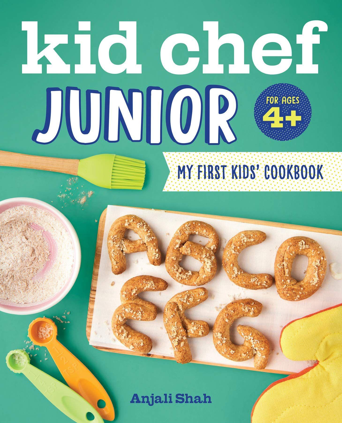 Kid Chef Junior My First Kids Cookbook Paperback
