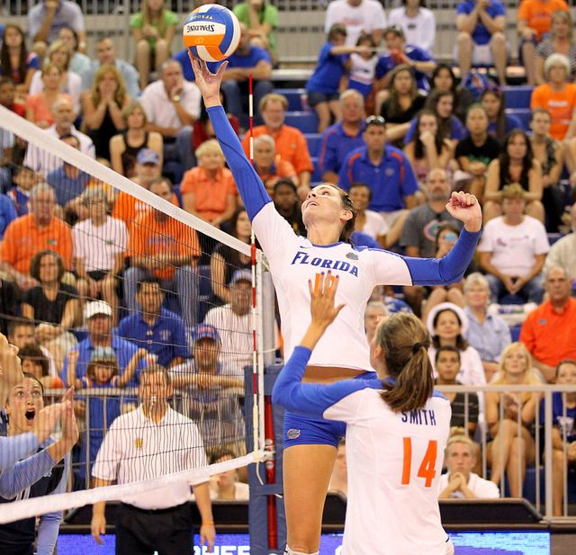 Gator Volleyball Ad6v0251 Female Volleyball Players Volleyball Photos Volleyball