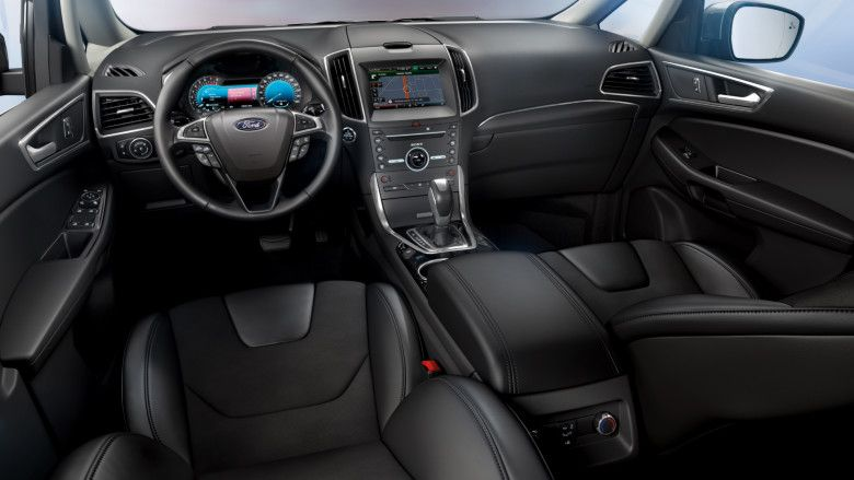 Ford S-MAX Interior Styling | Ford S-max | Pinterest | Ford