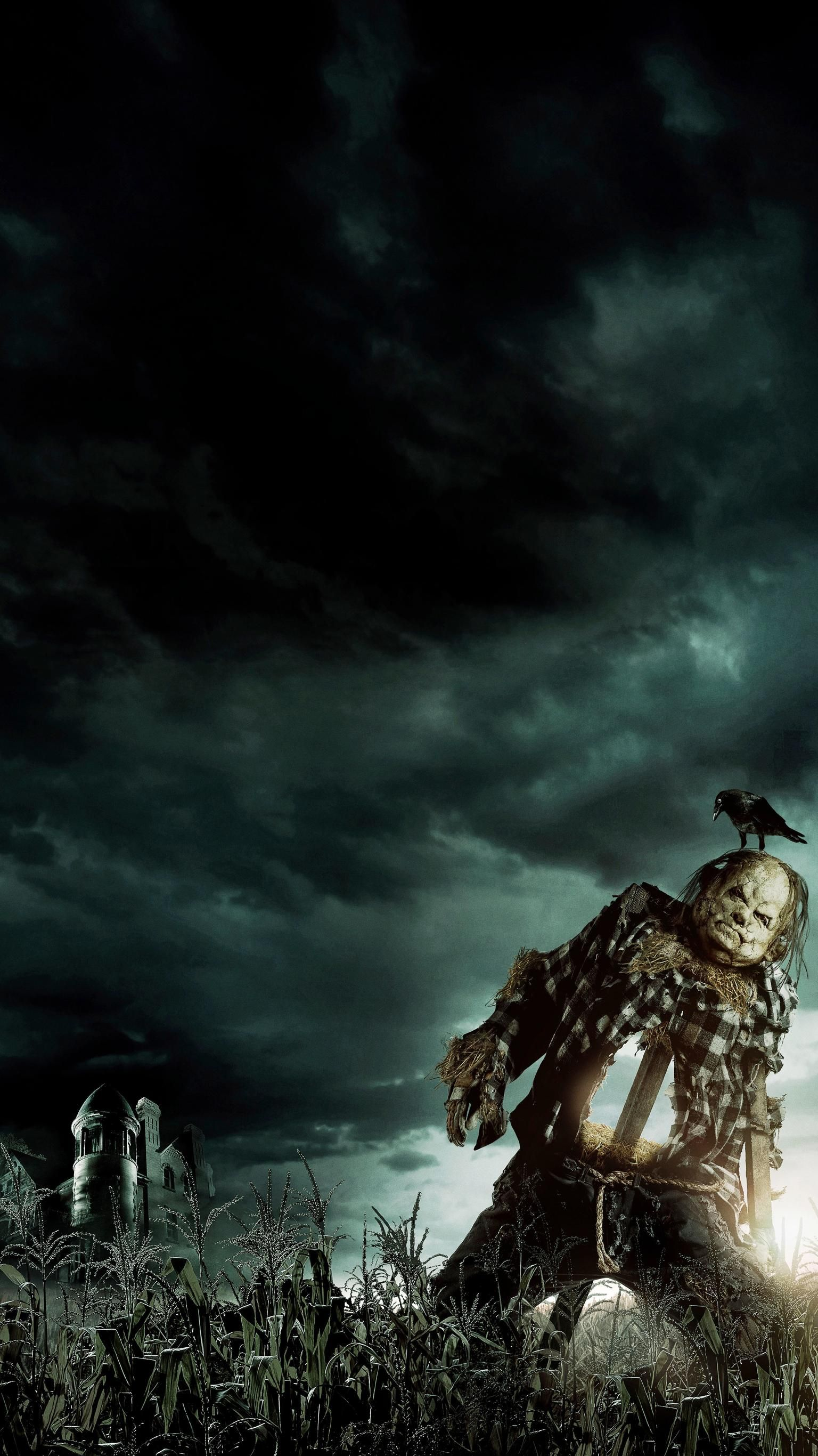Scary Stories to Tell in the Dark (2019) Phone Wallpaper   Moviemania