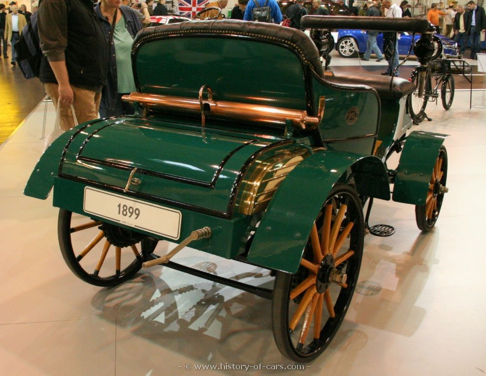 1899 – Opel manufactures its first automobile.   opel 1899 patent ...