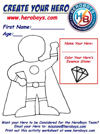create your own superhero avatar free