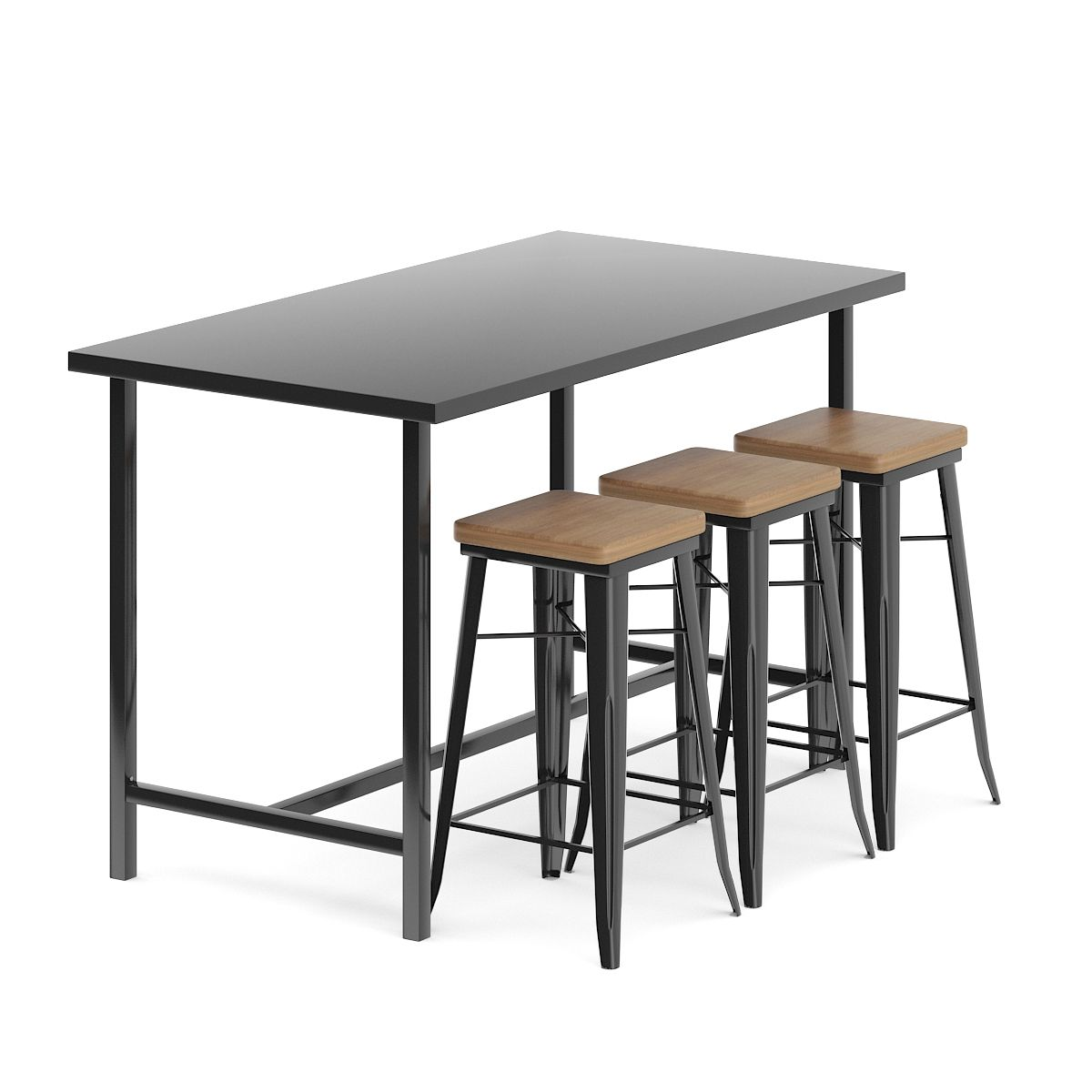 Bar Table With Stools Ikea