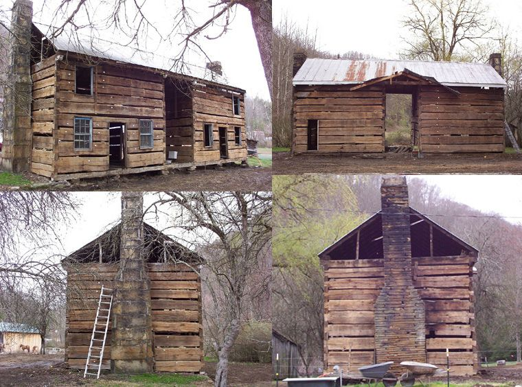 Dogtrot houses dogtrot house wikipedia the free for Dogtrot modular homes