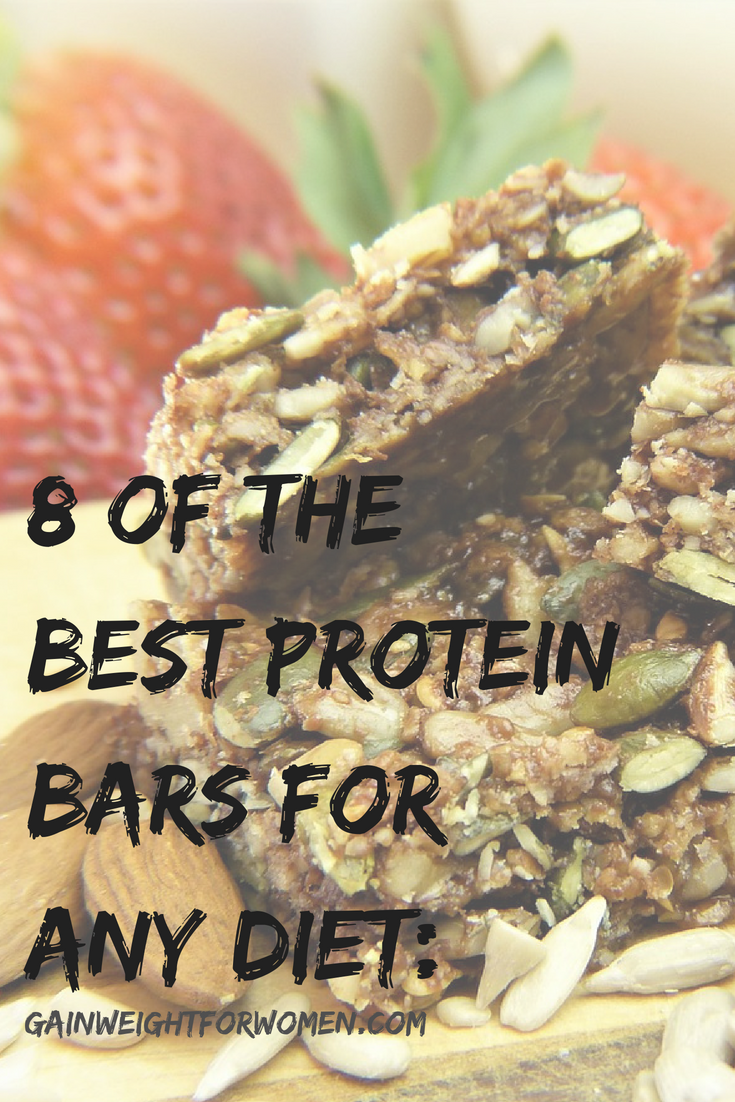 8 of the Best Protein Bars Suitable for Your Fitness Goals ...