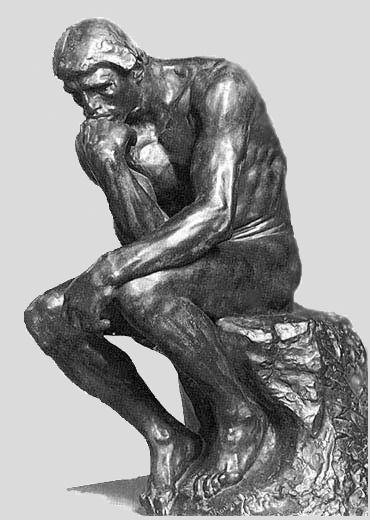 The Thinker Sculpted By Rodin Rodin The Thinker Rodin Sculpture Auguste Rodin
