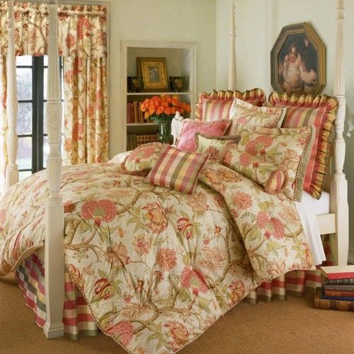 $301 French Country Bedding, French Country Quilts, Duvets