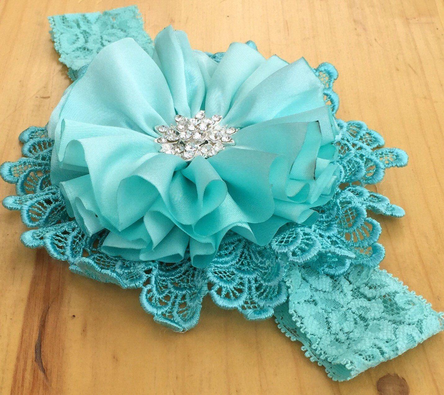 baby flower headband canada