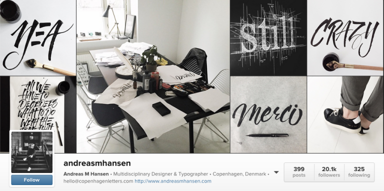 50 Most Amazingly Talented Graphic Designers To Follow On Instagram