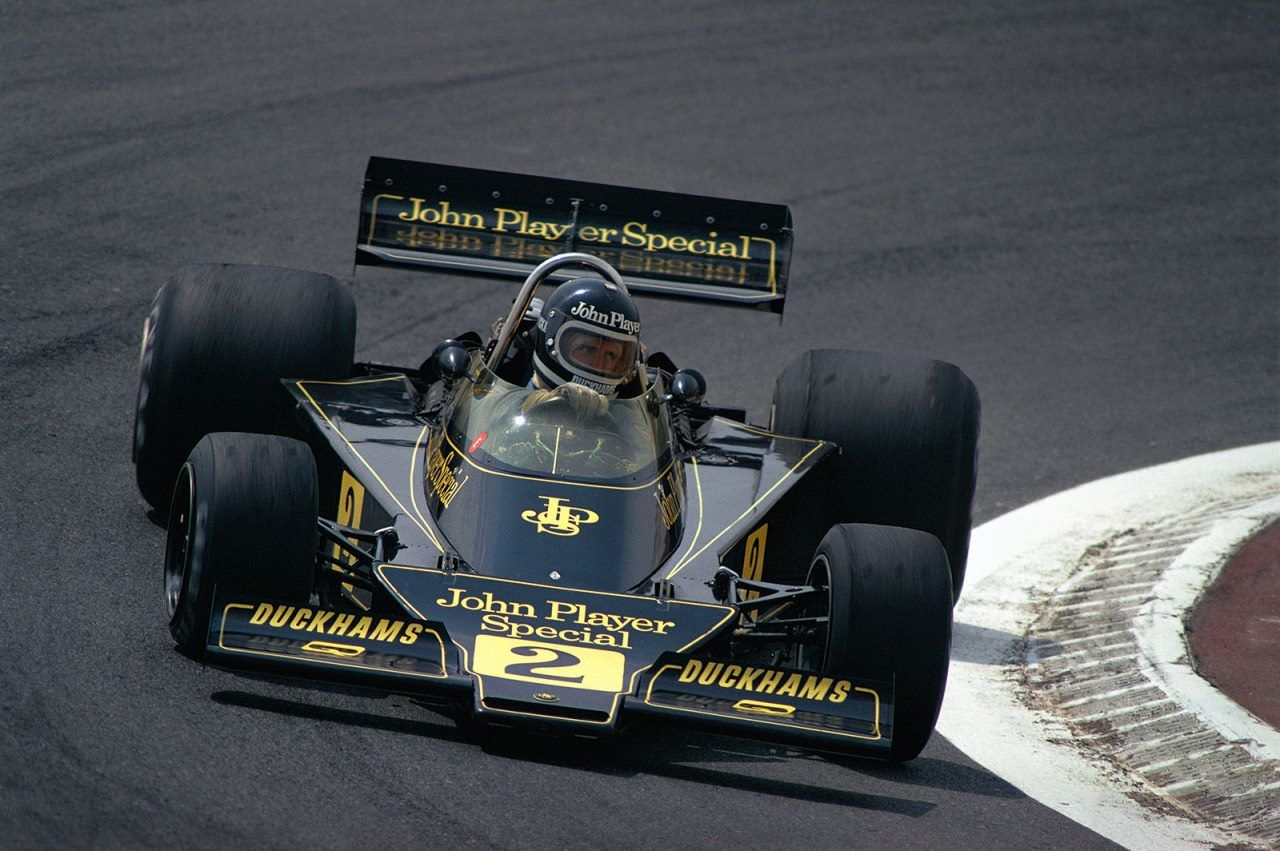 jacky ickx lotus ford grand prix d 39 espagne jarama 1974 f1 history legends facebook. Black Bedroom Furniture Sets. Home Design Ideas