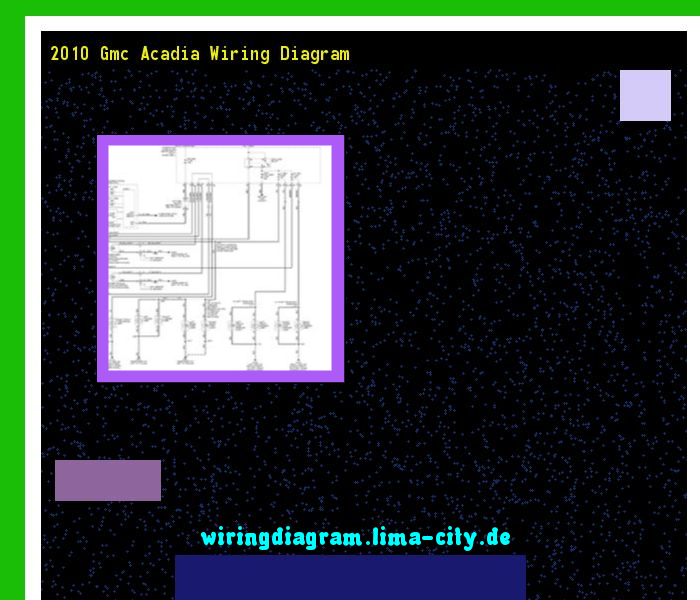 2010 Gmc Acadia Wiring Diagram Wiring Diagram 175836 Amazing Wiring Diagram Collection Gmc Acadia Mazda 6