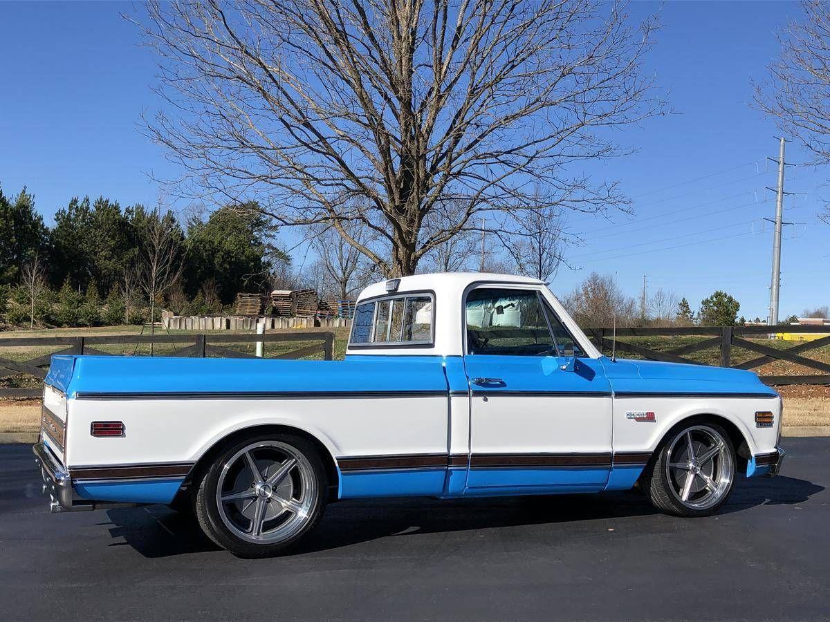 1972 Chevrolet C10 for sale 2361484 Hemmings Motor News