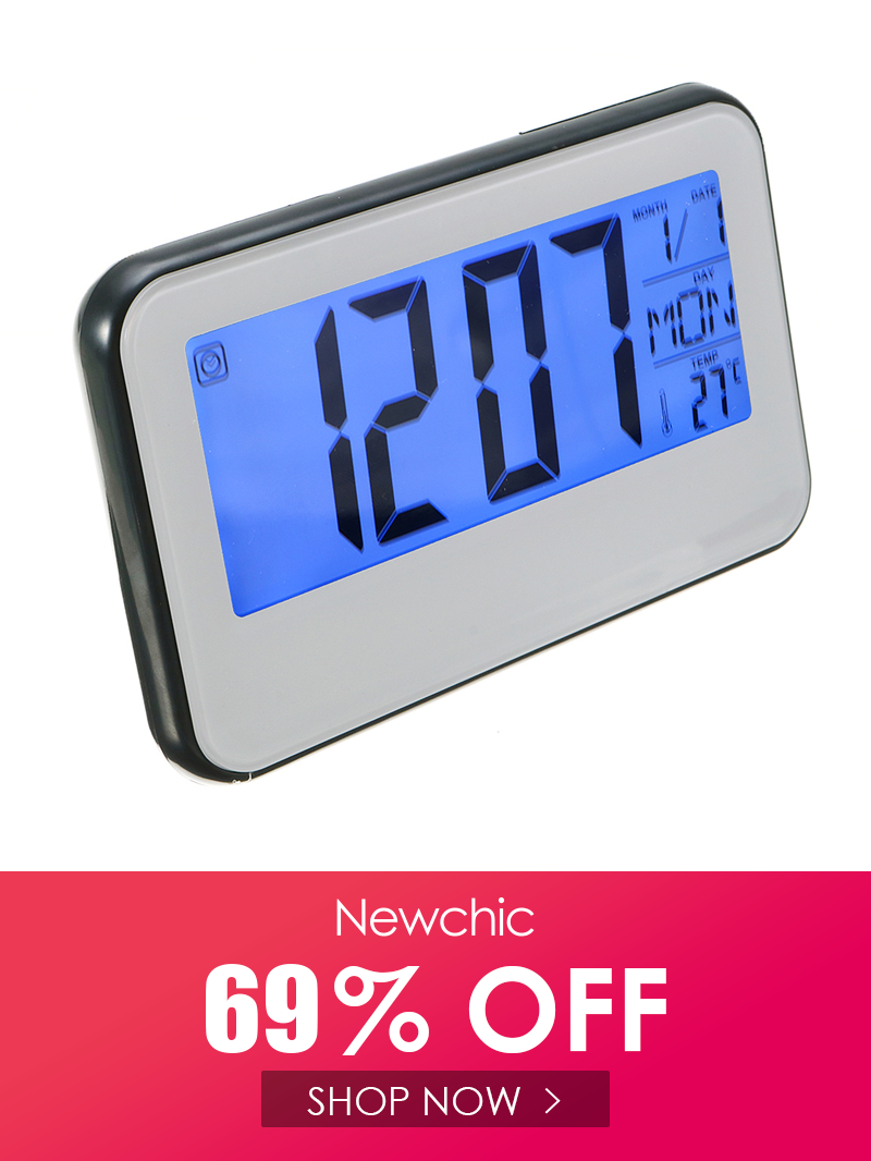 I Found This Amazing Digital Battery Alarm Clock With Lcd Display Backlight Calendar With Us 18 33 And 14 Days Return Or Refund Guarant Alarm Clock Clock Alarm