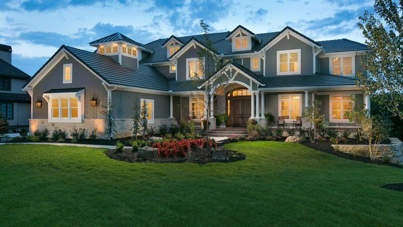 The 2016 Home Of Distinction Starr Homes Nantucket Style Homes House Plans Mansion Custom Home Plans