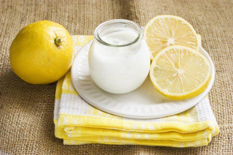Creamy Lemon Yogurt | Recipes | Cook for Your Life