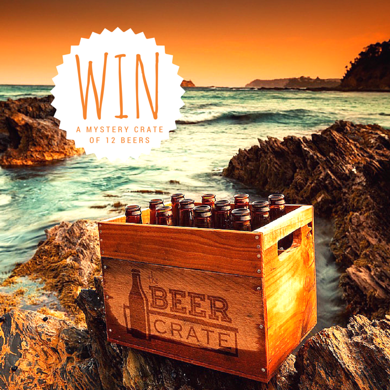 Are you a craft beer enthusiast who loves to try new and different beers from all over Australia? Wanna WIN a handpicked mystery crate of 12 beers from http://beercrate.com.au     To Enter:  Pin & leave a comment below telling me about the best beer and food pairing combo you've ever tasted?    *This competition is open to Australian residents only*