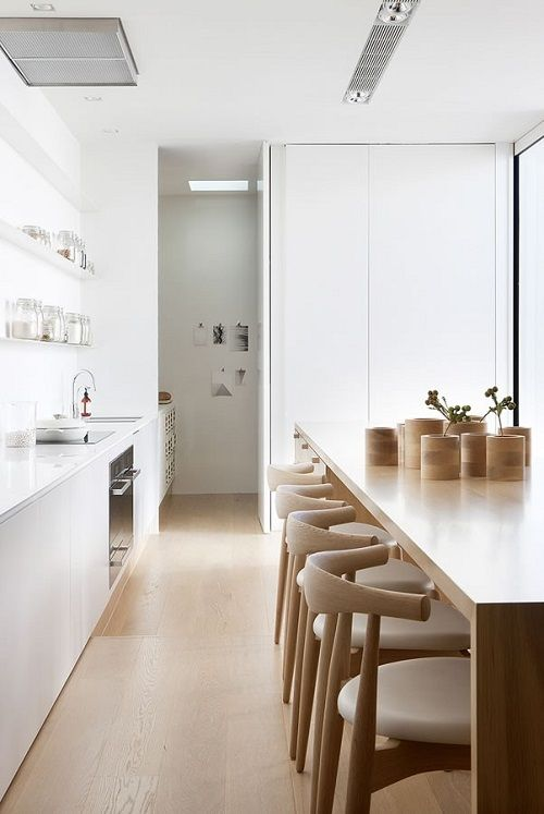 Épinglé par Galina Plavinskaya sur kitchen Pinterest Maisons