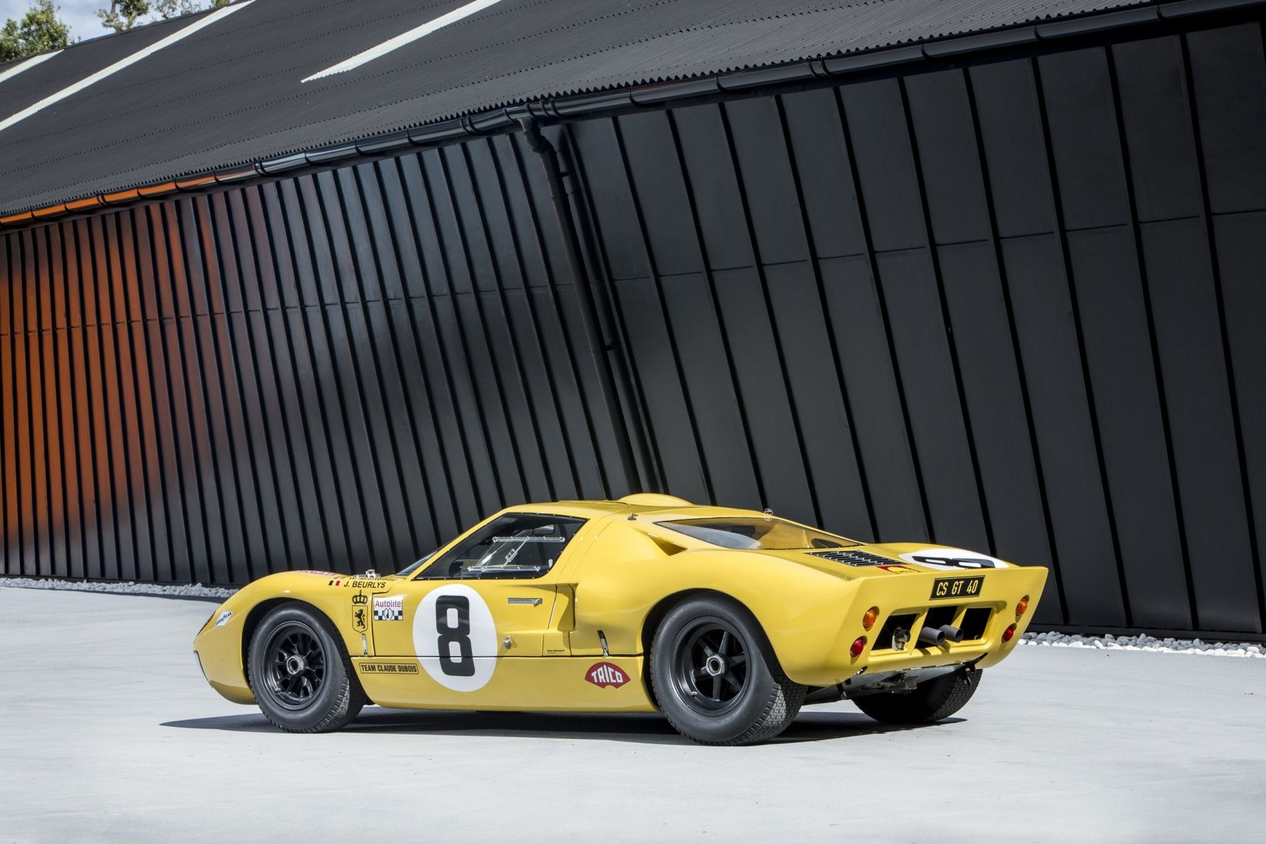 Ford Gt  Classic Driver Market