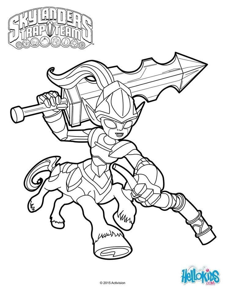 Pin By David Flynn On Skylanders Coloring Pages Coloring Pages
