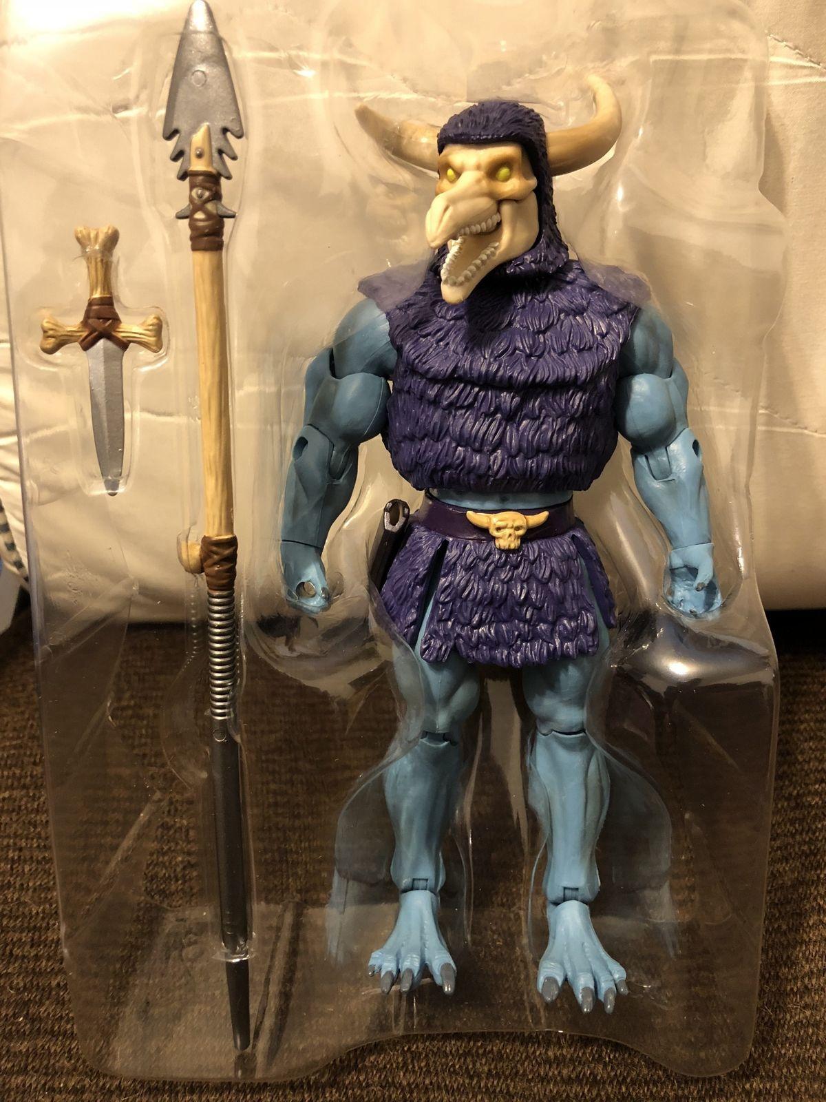 Masters of the Universe MOTU Skelcon Figure Loose
