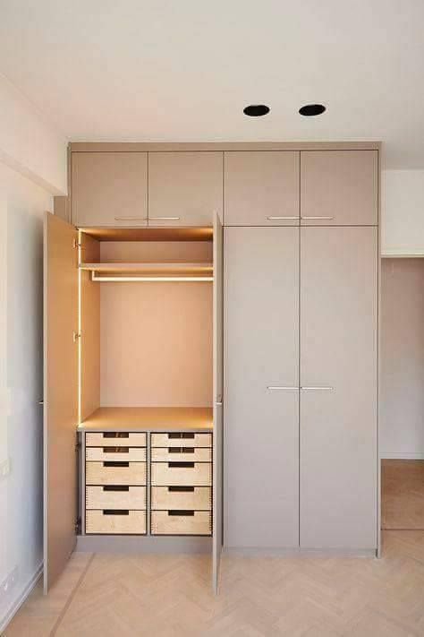 Best Eye Catching Contemporary Bedroom Cupboard Designs 640 x 480