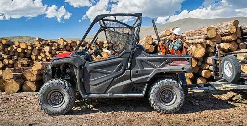 New 2016 Honda Pioneer 1000 ATVs For Sale in Texas. 2016 Honda Pioneer 1000, 2016 HONDA PIONEER 1000 Not Just Bigger: Better. The outdoors is meant to be explored. The highest hills, the deepest canyons, and the farthest reaches of the forests all lie in wait. And now, we bring you an entirely new vehicle that can get you there. The all-new Pioneer 1000 is the world s preeminent side-by-side, both in the Honda lineup, and the industry. Built around a class-leading 999 cc twin-cylinder…