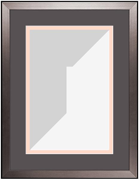 Bilderrahmen   Passepartout 30x40 / 20x30 cm