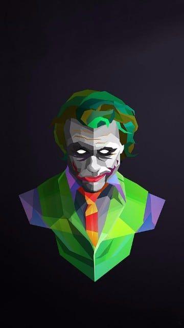 Fondos De Pantalla Del Guason Para Android Super Heroes Dc Joker