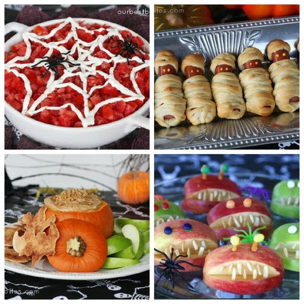 Halloween Themed Birthday Party Food Ideas.Easy Halloween Party Ideas Boo It S Halloween In 2019