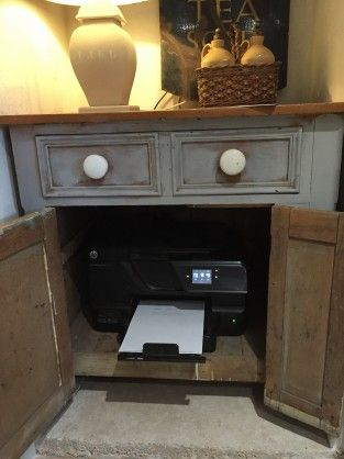 Beau Blog | Crown Cottage Somerset   Antique U0026 Vintage Furniture Hand Painted In  The Unique Style · Office OrgHome OfficeOffice SpacesPrinter ...