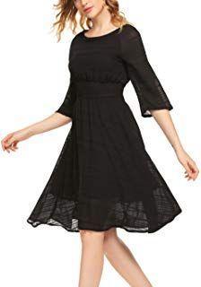 zeagoo damen elegant abendkleid partykleid cocktailkleid festliches kleid alinie kleider