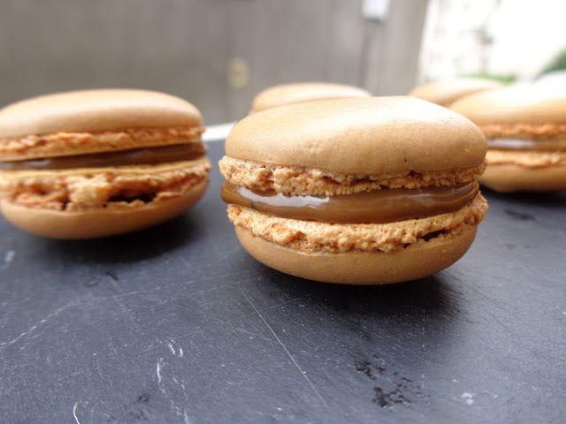 La tambouille de la Petite Mu: Les macarons inratables de la Petite Mu (recette des coques avec meringue italienne, macaronnage au Kitchenaid)