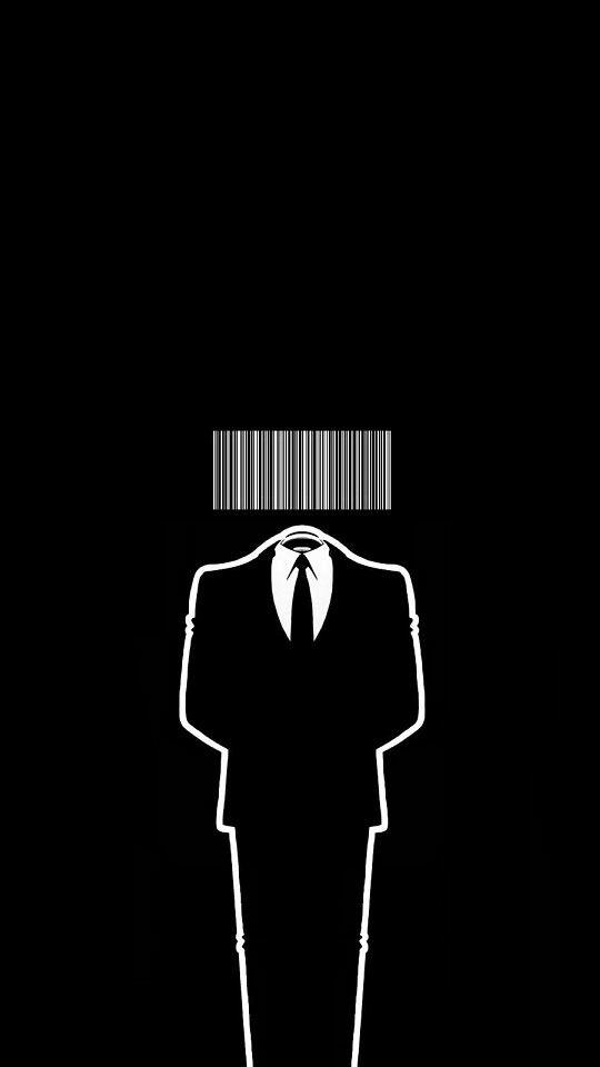 Anonymous Anonymous Anonymous Anonymous Mask Wallpaper