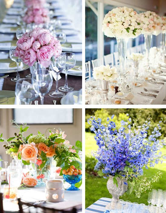 Wedding Reception Centerpieces And Ideas To Fit Your Style Summer