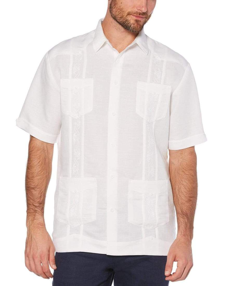 men's big and tall untucked dress shirts
