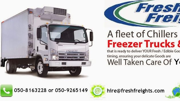 Fresh Freight Refrigerated Transport L L C Videos Google Commercial Vehicle Trucks Recreational Vehicles