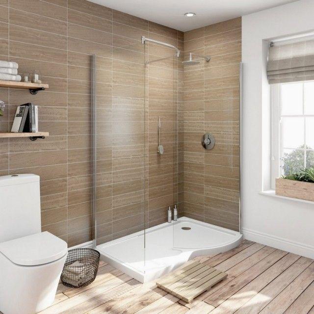 salle de bains design avec douche italienne: photos conseils ... - Conseil Carrelage Salle De Bain