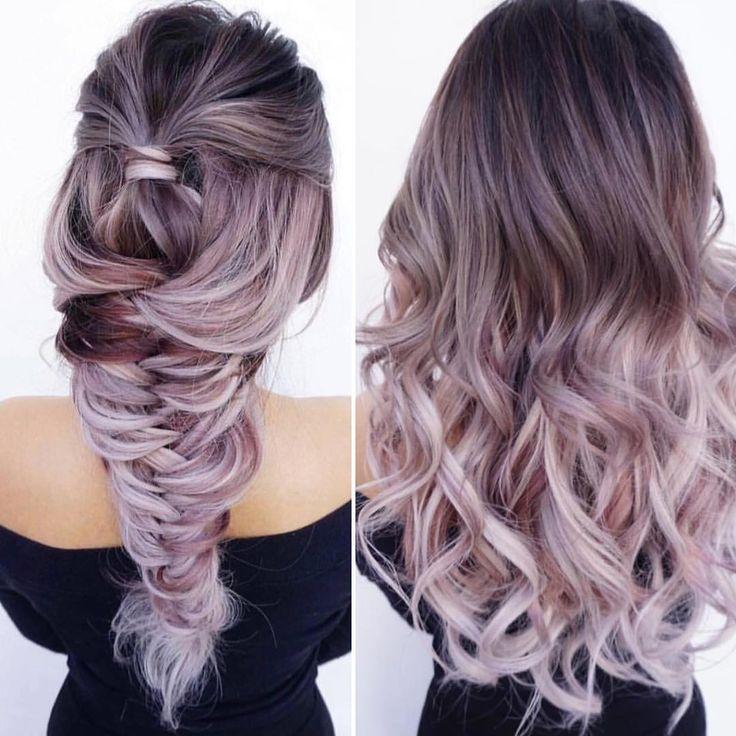 Pinterest: @SoRose95 in 2019 | Hair styles, Multicolored hair, Dyed hair