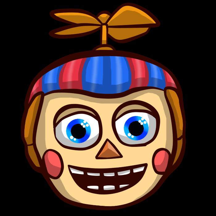 Fnaf 2 Baloon Boy Head