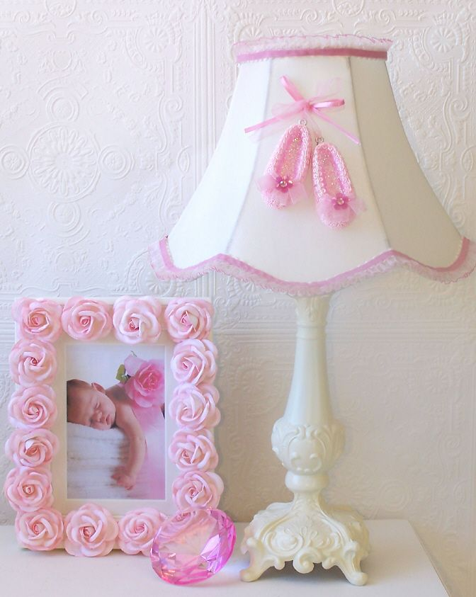 3c96767fda2 Pink Ballerina Shoes Table Lamp-Pink Ballerina Shoes Table Lamp, Nursery  Lighting, Kids Table Lamp, Girls Lighting,