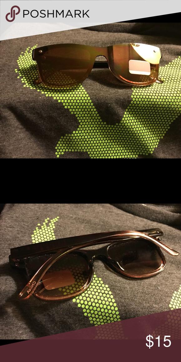 be0d27cef36a Franco Sarto Flat Sunglass New Brown Unisex NWT. New styling Franco Sarto  Accessories Sunglasses. poshmark.com